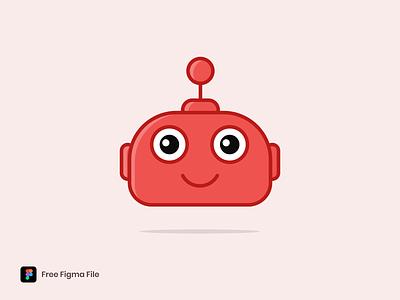 Bot Avatar figma design cute icon illustration robot bot avatar
