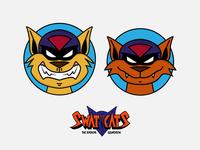 SWAT Kats - Illustration