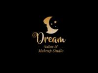 Dream Salon & Makup Studio - Logo Design