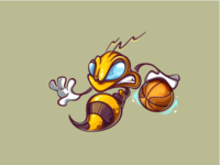 Basketball Bee (Cartoon)