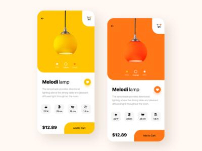 Lampshade App