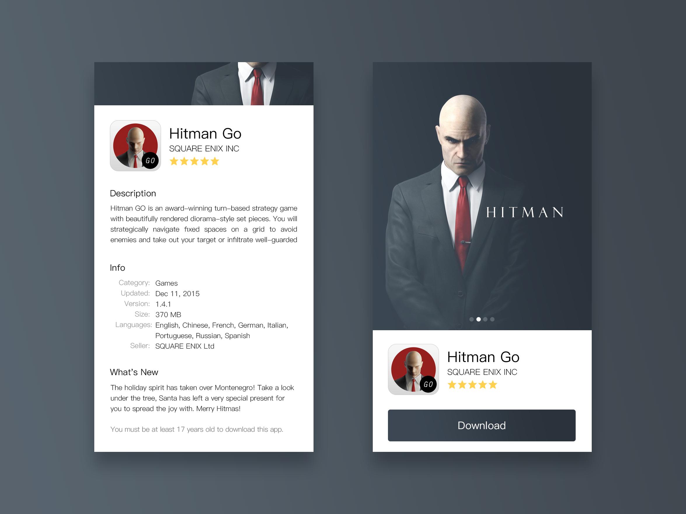Hitman fullsize