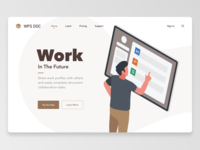 WPS DOC - Landing Page