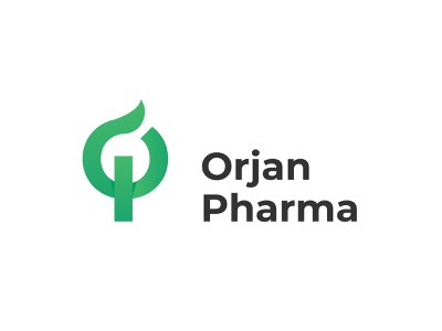 Ojan pharma o op branding identity lettarmark labs eco green pharmecy medical logo