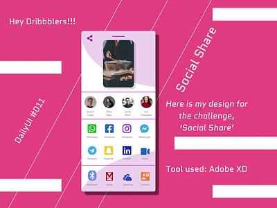 #DailyUI #011 design app ux ui