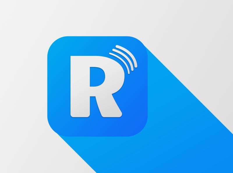 Daily UI 05 radio app color ui design iphone app iphone ui dailyui