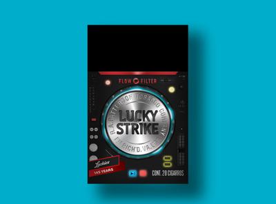 Lucky Stike 2012 lucky strike