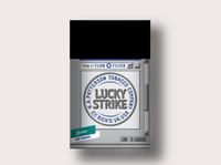 Lucky Strike 1992 windows 95 windows ui packaging design packaging branding lucky strike