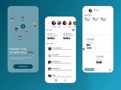 Money Management App Designs product designs ios app designs mobile app designs ux designs ui designs ux ui