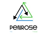 Penrose triangle experimental type geometic