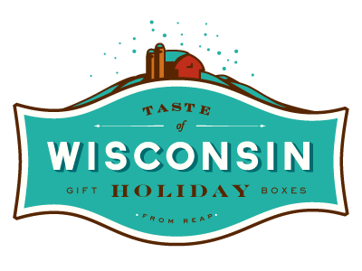 6288 24hr Reap Holidaygiftbasket Logo 01 logo illustration