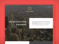 Full Stack Site website