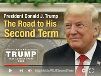 President Donald J. Trump: The Road to His Second Term