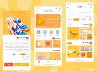 """Tarahan Baratar"" UI Concept"