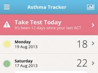 Asthma App Main