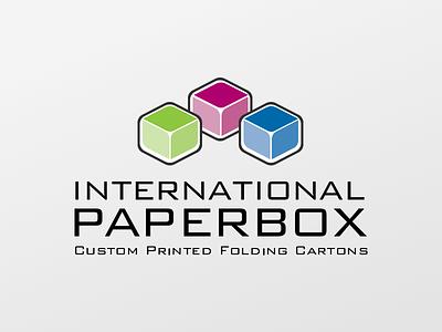 International Paperbox Logo logo