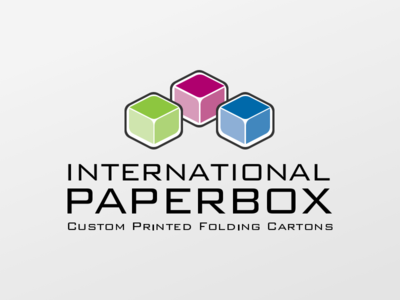 International Paperbox Logo logo