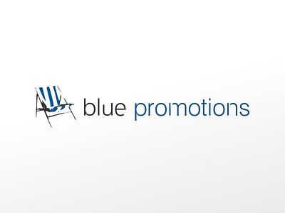 Blue Promotions Logo logo