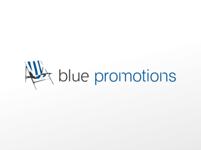 Blue Promotions Logo logo