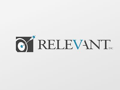 Relevant Inc. Logo logo