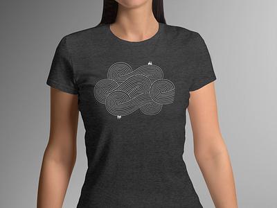 Dancing Tractor T-Shirt graphic design t-shirt design t-shirt