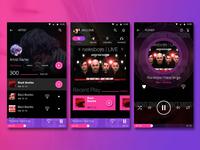 Dong Beats Music App