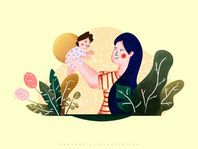 Mothers day photoshop art texture brushes texture modern design graphics design graphicdesign digital illustration digital painting digital art artist minimal photoshop branding design design illustration adobe illustrator vector illustrator graphic design