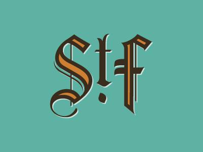 StF blackletter