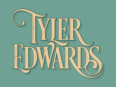 TE Wordmark logo desire