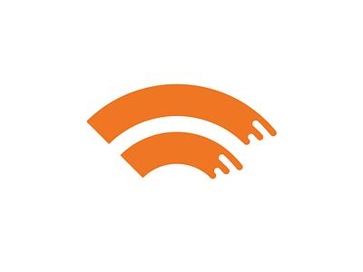 Painty WiFi logo wifi paint