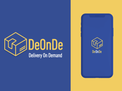 Deonde - delivery on demand.