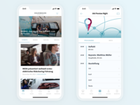 Volkswagen Group Newsroom App