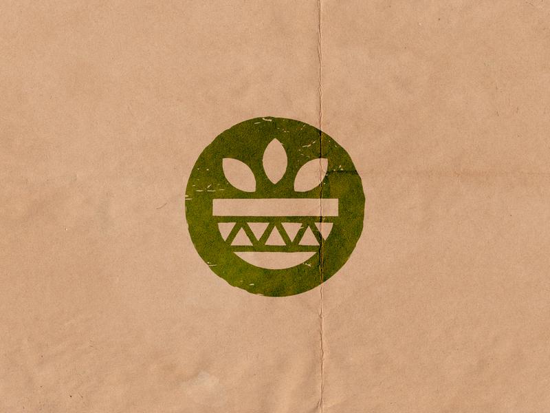 Organic Market/Café market organic grocery restaurant design logo designer logo identity brand branding brand identity logo design logo