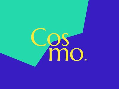 Cosmo Logotype logotype design logo designer logo identity brand branding brand identity logo design logo