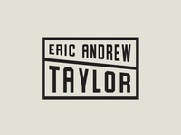 Eric Andrew Taylor