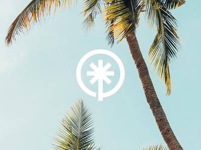O + Palm Mark