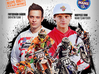 MAMS Motocross Poster