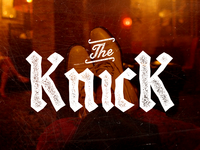 The Knick - alternative title