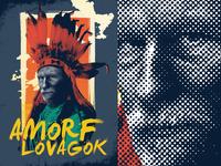 Amorf Lovagok - Indián