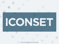 Iconset For Domob Showcase
