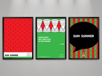 Sum Summer Poster Design