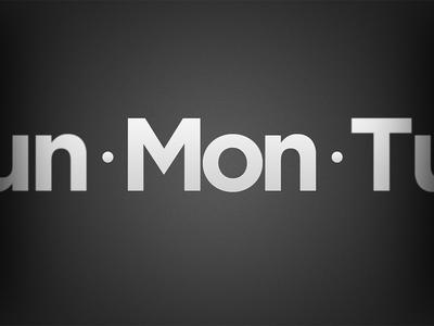 Enjoy Monday ?