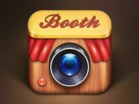 PhotoBooth iOS icon