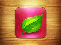 Leaf iOS icon