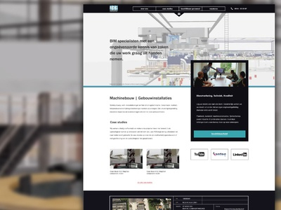 RDG Engineering - home page  website technical engineering webdesign