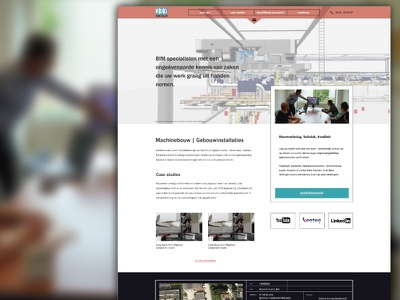 RDG Engineering - home page  website technical engineering webdesign