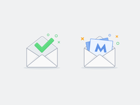 Newsletter Icons
