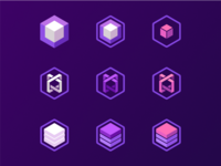 Sandbox - hexagonal icon