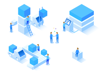 Isometric / Icons