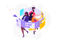 Resource illustrations affinity designer